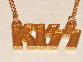 KISS NECKLACE ORIGINAL 1978 AUCOIN - $197.99