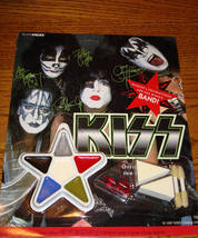 KISS OFFICIAL MAKEUP KIT FOR THE KISS ARMY Sealed ! - $79.20