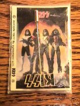 KISS ORIGINAL STICK PIN Sealed on Card AUCOIN 1977 - $395.01