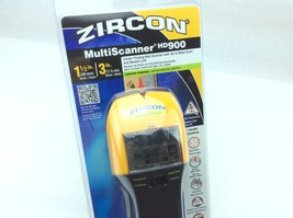Zircon Electronic Stud Sensor HD900 Stud Finder Multi Scanner - $99.99