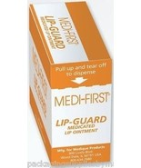 Medi-First Lip-Guard Ointment 4 Boxes (80 Packets) - MS84145 - $17.77