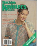 Machine Knitters Source Jul Aug 1998 Magazine Bulky Rib Cast-Ons & More - $5.99