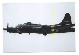 B-17 Flying Fort in Flight 12 O'clock High RARE 4x6 PHOTO in MINT CONDIT... - $11.83