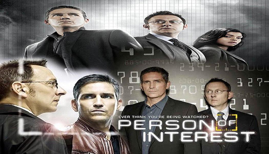 Person of Interest Fridge Magnet