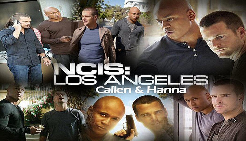 NCIS : LA Fridge Magnet