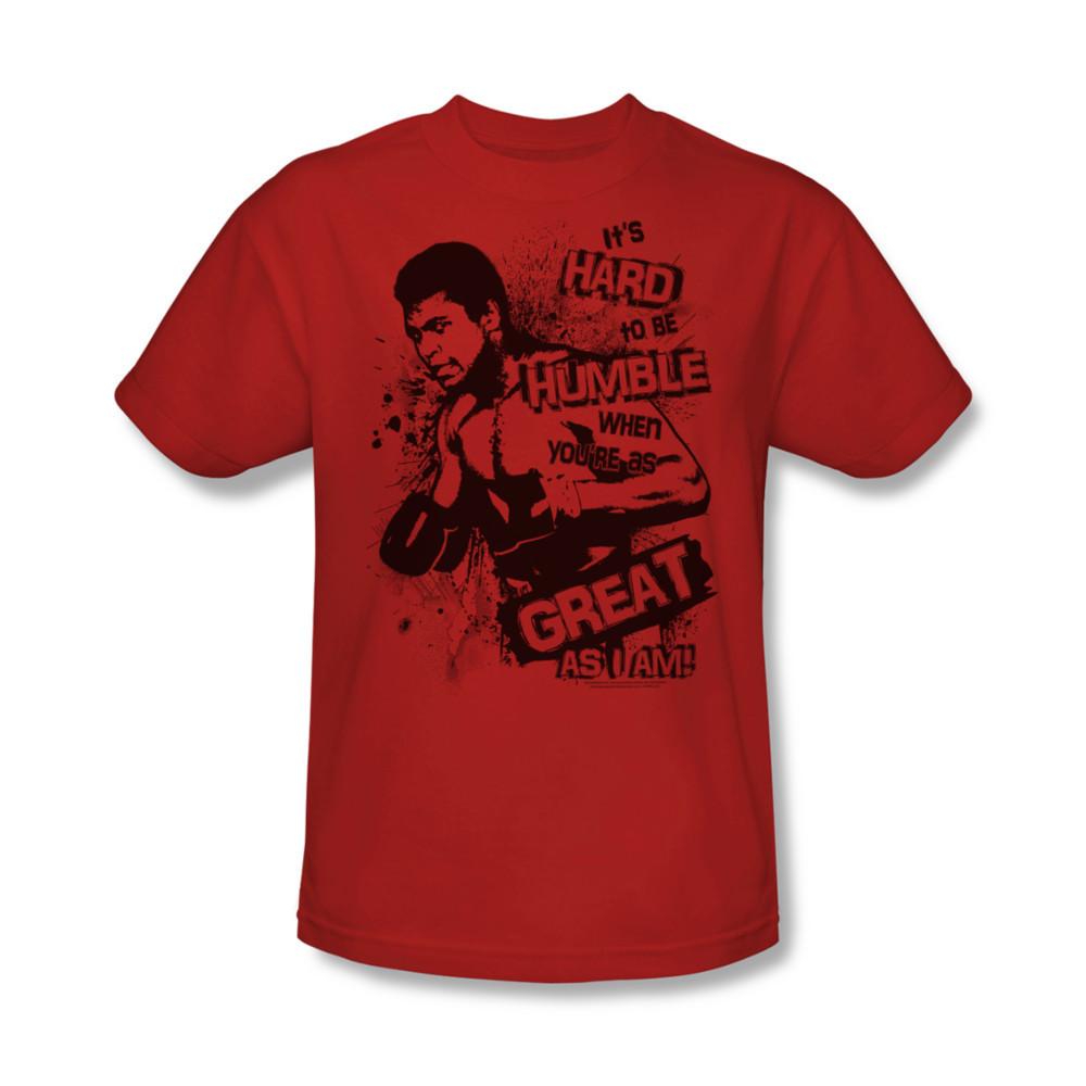 Muhammad Ali The Greatest Tee Shirt