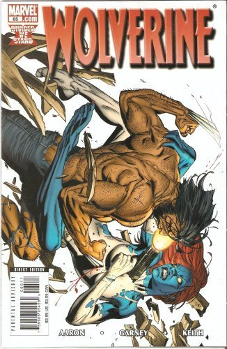 Wolverine #65 (Get Mystique! Conclusion) July 2008 [Comic] by Jason Aaron; Ro...