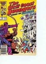 West Coast Avengers #8 [Comic] by Steve Englehart; Al Milgrom - €3,19 EUR