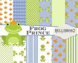 Frog prince paper package thumb155 crop