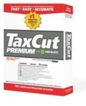 TaxCut 2004 Premium Family Edition W/ Deduction PRO [CD-ROM] - $39.59
