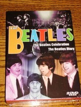 THE BEATLES CELEBRATION The Beatle Diary 2-DVDs Sealed - $69.29