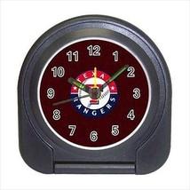 Texas Rangers Compact Travel Alarm Clock (Battery Included) - MLB Baseball - $9.94