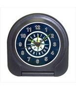 Seattle Mariners Compact Travel Alarm Clock (Battery Included) - MLB Bas... - $9.94