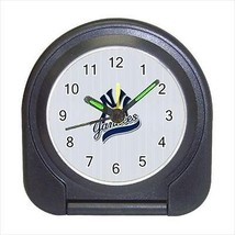 New York Yankees Compact Travel Alarm Clock (Battery Included) - MLB Bas... - $9.94