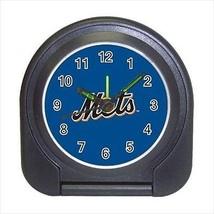 New York Mets Compact Travel Alarm Clock (Battery Included) - MLB Baseball - $9.94