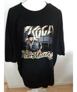 The Jam Master T Shirt Bobby Fresh Size 4XL Black 100% Preshrunk Cotton ... - $24.70
