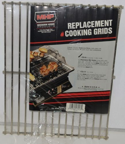 Modern Home Products CG9 Replacement Cooking Grid Stainless Steel