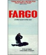 Fargo...Starring: Frances McDormand, William H. Macy, Steve Buscemi (use... - $7.00