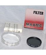 Maxtec 46mm Circular Polarizer Filter Made In Japan  46CPL  New  46 - $11.95