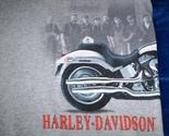 Harley davidson gray t shirt xl 1903   2003 wrap around graphic 6 thumb155 crop