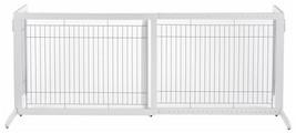 Richell Small Cool Breeze Freestanding Pet Gate - Tall - Folds flat 961-... - $203.15