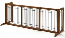 Richell Large Bay Isle Freestanding Pet Gate - Folds flat - 20 High 961-... - $141.74