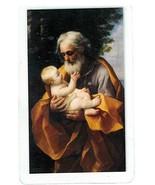 Laminated Prayer Card - San Jose - L300.0003 - $1.99