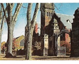 99 br 1925 1bx ma south hadley holyoke college mary lyon gate and tower thumb155 crop