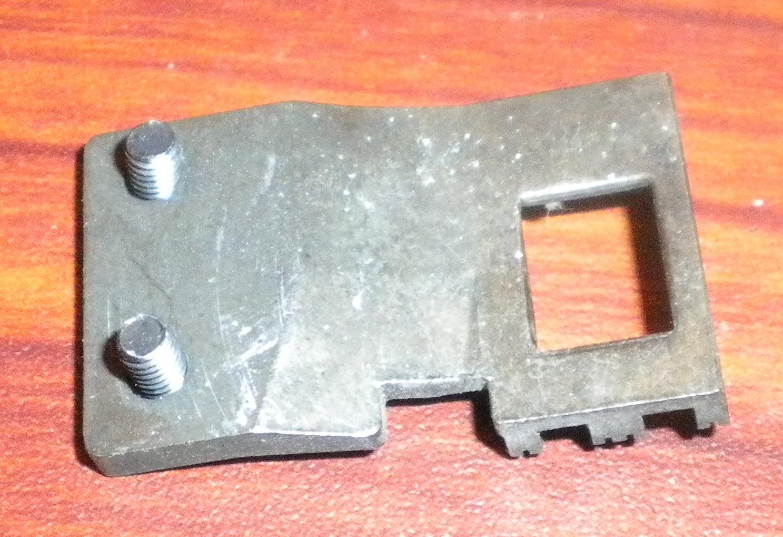 Viking 6460 Free Arm Feed Dog #4115676-01 w/Mounting Screws