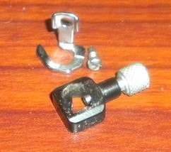 Viking 6460 Free Arm Needle Clamp #4110749-01 w/Thread Guide & Screw - $10.00