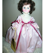 Effanbee's Grandes Dames Doll Amanda 11 inch , With Tags - Rare  - $28.00