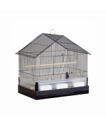 Prevue Hendryx House Style Cockatiel Cage 961-PP-110B - $96.31