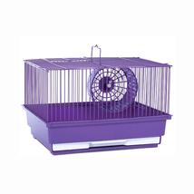 Prevue Hendryx Single Storey Hamster Cage - Purple 961-PP-SP2000PR - $38.23