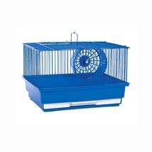 Prevue Hendryx Single Storey Hamster Cage - Blue 961-PP-SP2000B - $38.23