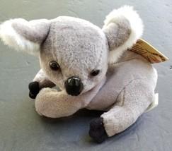 Wild And Wonderful Floppies Koala Bear Bean Bag Plush with Tag Wildlife ... - $14.25