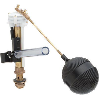 Replacement For Coast Ballcock Fill Valve 1B1X Brass With Float