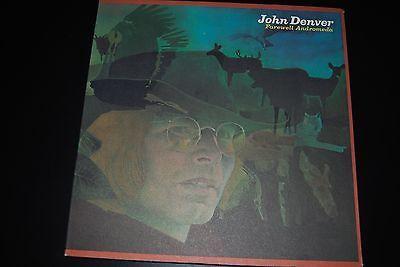 John Denver Farewell Andromeda (Vinyl; RCA; 1973)