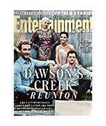 Entertainment Weekly Magazine (April 6, 2018) Dawson's Creek Reunion Cas... - $17.82