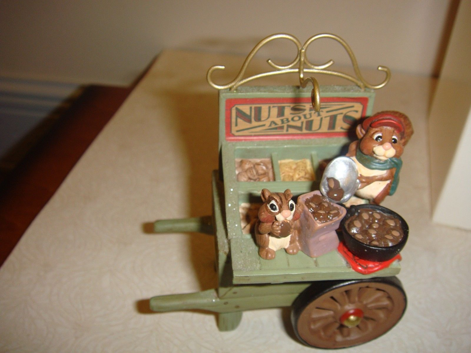 Hallmark 2007 Nuts About Nuts Kringlewood Farms Ornament