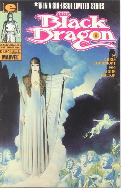 Black dragon  5