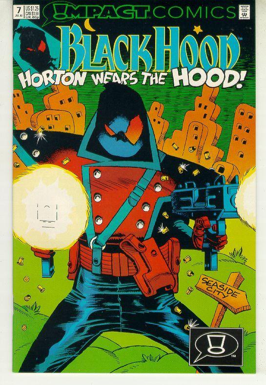 Black hood  07