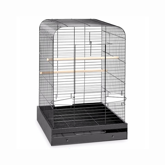 Prevue Hendryx Prevue Pet Products Madison Bird Cage - Black 961-PP-124BLK