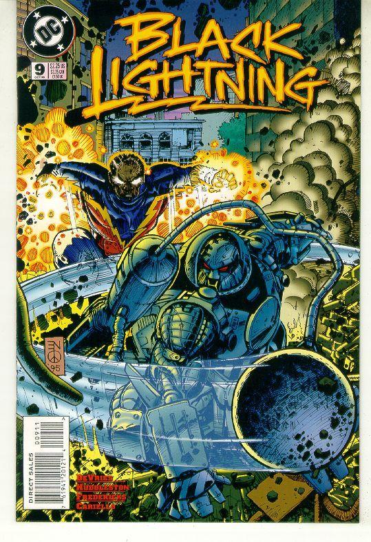 Black lightning 95  09