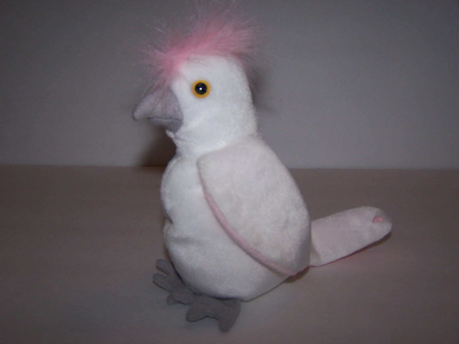 Lot of stuffed animals plush children's toys assorted dog cobra Vulture parrot
