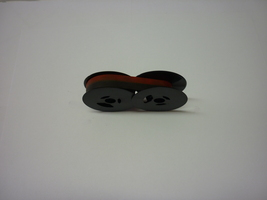 Erika CBM 30 Typewriter Ribbon Black and Red Twin Spool