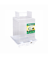 Clean Life Play Top Bird Cage - Black - $98.85