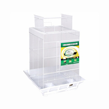 Clean Life Play Top Bird Cage - Green & White - $98.85