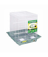 Clean Life Small Flight Cage - Green & White - $95.82