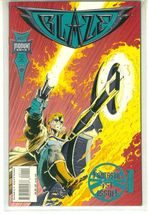 BLAZE #1 (Marvel Comics) NM! ~ GHOST RIDER - $1.00