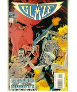 BLAZE #10 (Marvel Comics) NM! ~ GHOST RIDER - $1.00